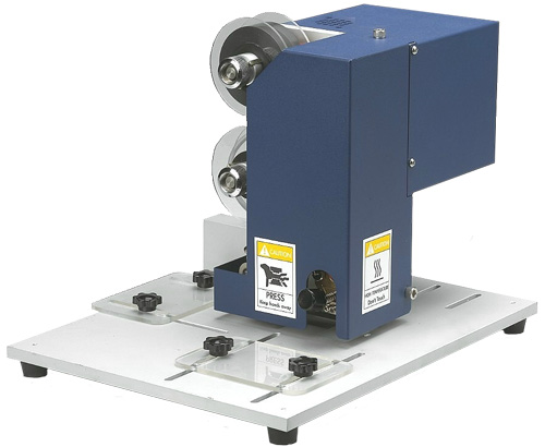 Tabletop Hot Foil Date Coding Machine - PM250