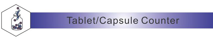tablet/capsule counter